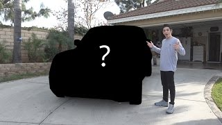THE REVEAL OF MY NEW CAR!!