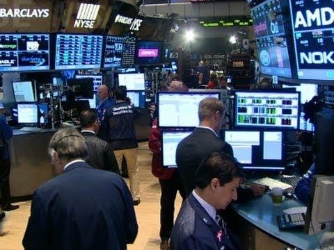 Dow Breaks Record 17,000