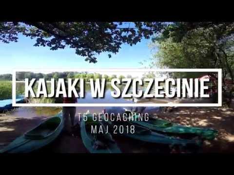 Kajaki W Szczecinie - T5 Geocaching