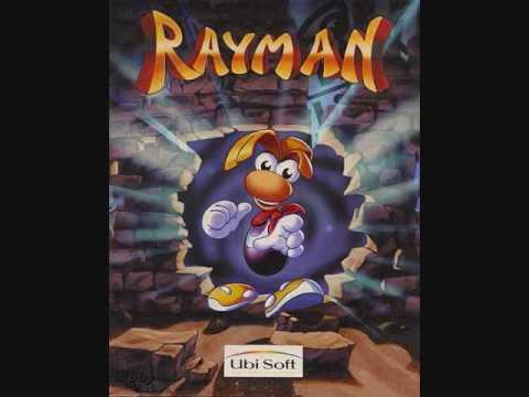 Misc Computer Games - Rayman - Bongo Hills Area 1