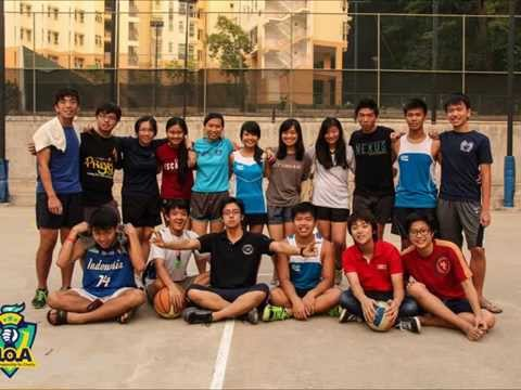 Curtin Singapore - HOA University Sports Games organised by NUS (PINUS)