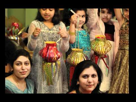 Marathi Shaala - Diwali Celebrations.mov