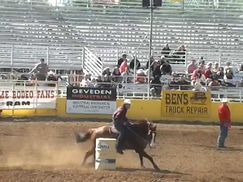 Kings Firestarter Red Bluff Ca Rodeo 18.85