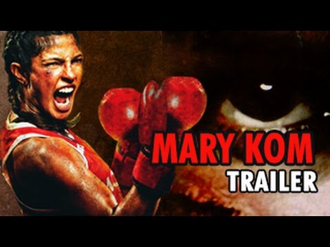 Mary Kom - Official Trailer | Priyanka Chopra -- Movie Trailer - Releases | Bollywood Movies 2014 |