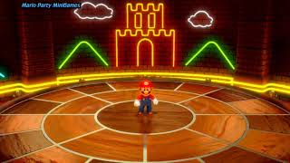 Super Mario Party Minigames (Educational Videos for Babies to Watch)