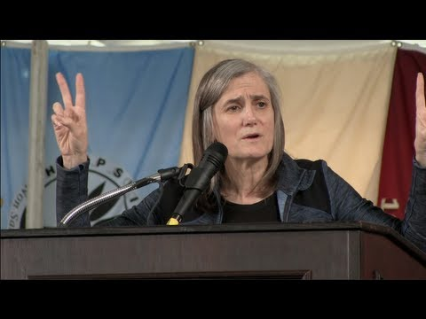 Hampshire College � 2013 Commencement � Amy Goodman
