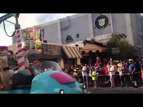 Universal Superstar Parade 2014