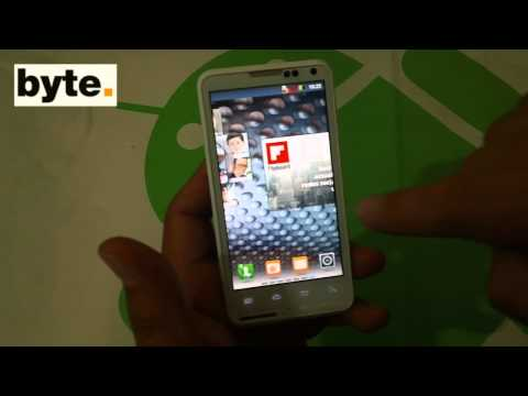 Reseña del Motorola Motosmart Plus (XT615)
