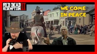 Red Dead 2 First Playthrough Part 19: Come in Peace
