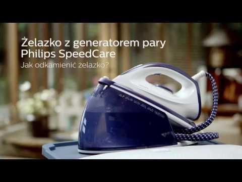 Gebruiksaanwijzing philips speedcare