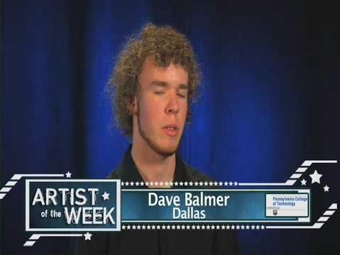 WVIA ARTIST OF THE WEEK | Dave Balmer | Dallas | 09-10
