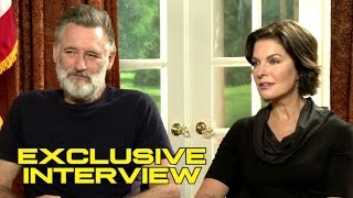 Bill Pullman and Sela Ward Exclusive Interview for INDEPENDENCE DAY: RESURGENCE
