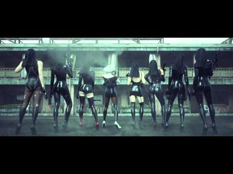 Hitman Absolution - Attack of the Saints Trailer [North America]