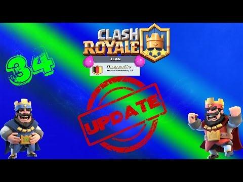 lLP Clash Royale lPart 34l Neues UPDATE