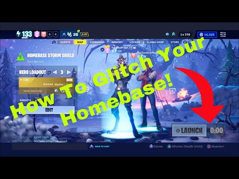 How To Glitch Your Homebase *TOP 5* Fortnite Save The World Duplication Glitch