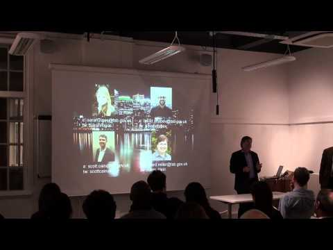 Pt 2: UCL-Energy seminar: 'The Challenges of Future Cities', Richard Miller, TSB