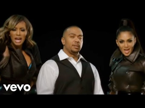 Timbaland - Scream ft. Keri Hilson, Nicole Scherzinger Video