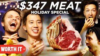 $347 prime rib •..