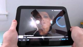 HP TouchPad with Android 4.1 (CM10) and working audio/video
