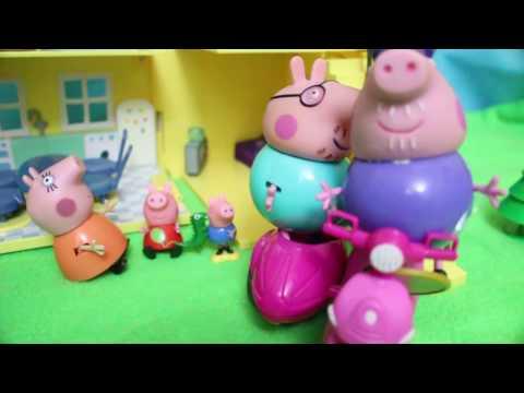 видео свинка пеппа все детям беспладно