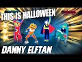 🌟 Just Dance 3: This Is Halloween - Danny Elfman 🌟