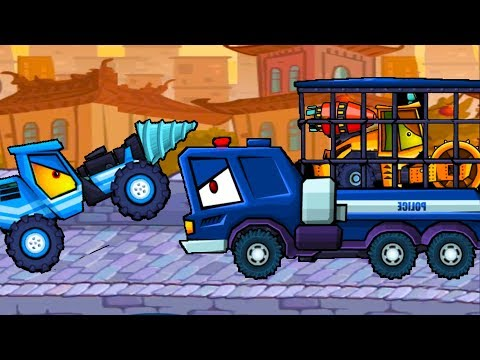 Хищные машины 3 Машина ест машину Car Eats Car #30 мультик игра битва как в Drive Ahead #МАШИНКИКИДА