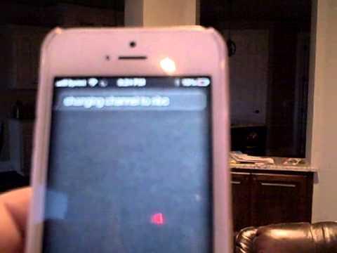Siri Hacked!!! Siri Proxy Controls all through Control4 Home automation