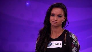 Malin Johansson - Hey ya av Oustkast (hela audition) - Idol Sverige (TV4)