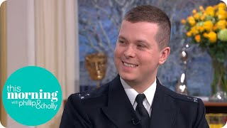 Police Officer Who Survived a Vicious Machete Attack | This Morning