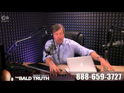 Spencer Kobren's The Bald Truth Ep. 40 - 7-17-12