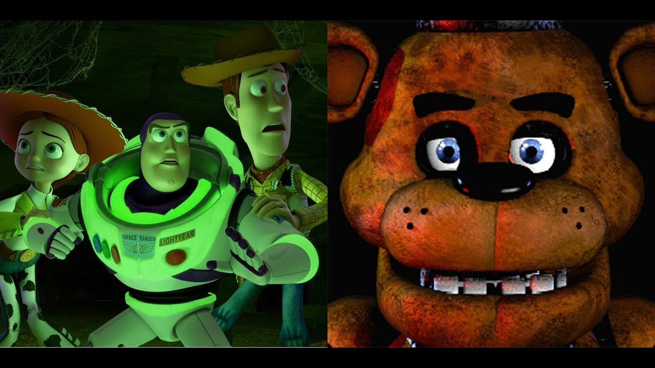 Five Nights With Toy Story - YouTube