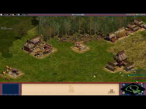 Age Of Empires 2 HD Remake - Multiplayer 01
