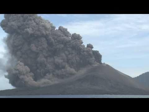 Krakatoa  Eruptions