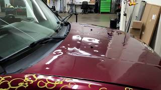 Professional PDR - Paintless Dent Removal & Auto Service: Free Car Damage Estimate