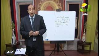 كيمياء ثانوى عام   الباب الاول 2 أعداد الكم 2 10 2012 رمضان غلاب
