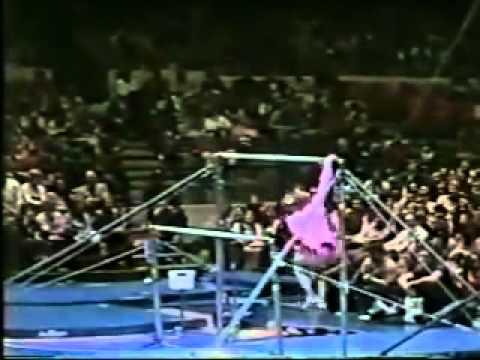 1981  гимнаст -  клоун Пол Хант