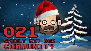SgtRumpel zockt mit der Community 021 - Xmas-FreezeTag-Special [HD]