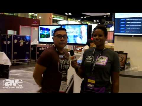 InfoComm 2015: TraiAnne Talks to Haivision About Streaming Solutions