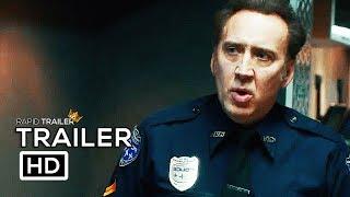 211 Official Trailer (2018) Nicolas Cage Action Movie HD