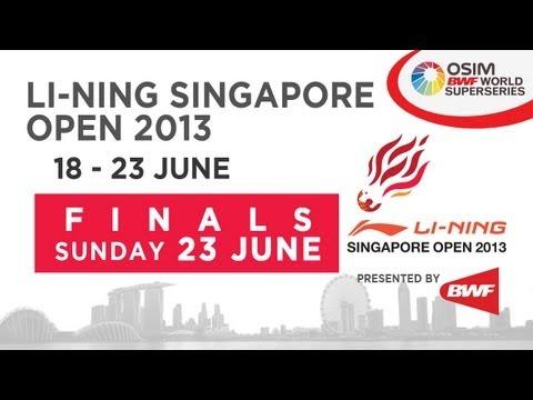 F - MS - Tommy Sugiarto vs Boonsak Ponsana - 2013 Li-Ning Singapore Open