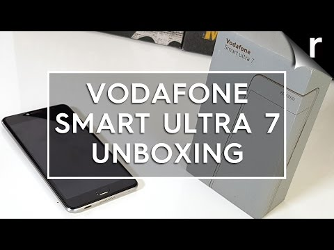 Vodafone Smart Ultra 7 Unboxing & Hands-on Review: Same phone. new year?