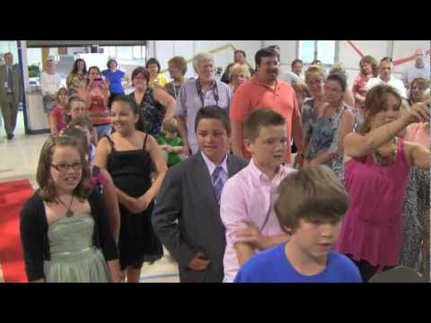St. Clair Shores Princeton Elementary School Class of 2018 5th Grade Promotion