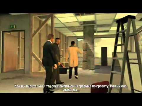 Прохождение GTA-4 The Ballad of gay tony. Часть 2
