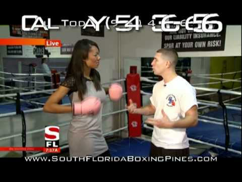 Basic Boxing Warm-Ups & Moves - South Florida Boxing Pembroke Pines, FL Image 1
