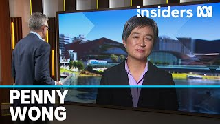 Penny Wong on the government's $60B JobKeeper error and ongoing tensions with China | Insiders