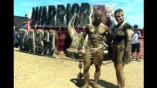AZ Warrior Dash, Go Pro Video. 2014