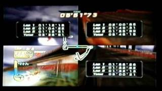 Sonic Riders Race 14- Tails is a Super Pro