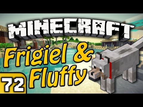 Frigiel & Fluffy : Cocktail au soleil | Minecraft - Ep.72