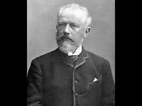 Tchaikovsky - The Forest Of Fir Trees In Winter