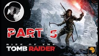 Let's Play Rise of the Tomb Raider Gameplay Part 5